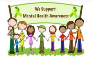 we support mental health awareness