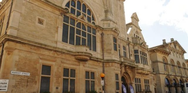 Trowbridge town hall