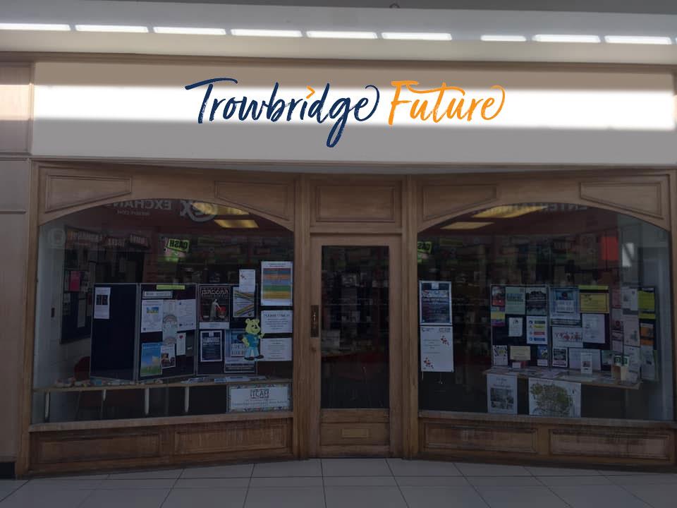 Trowbridge Future and the Hub @BA14 community support service