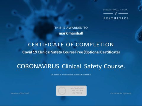 Covid 19 Clinical Safety Course