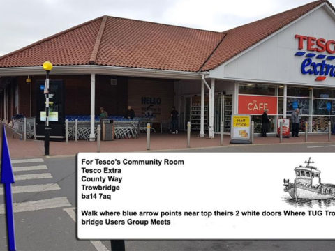 Tesco Trowbridge